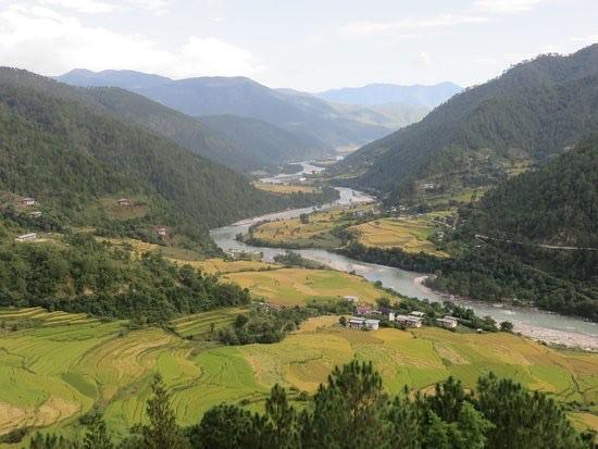 Reizen Bhutan de natuur als pure bron