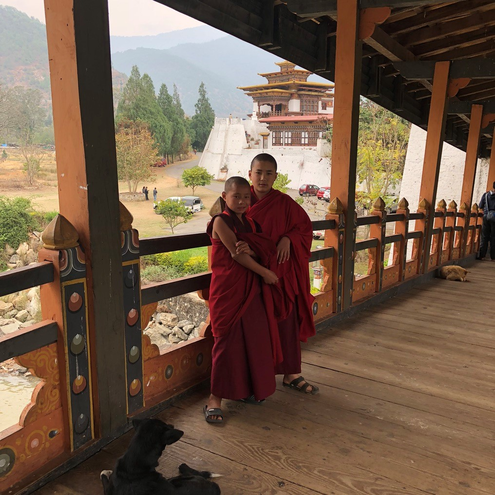 Tibetaans Boeddhisme reizen bhutan