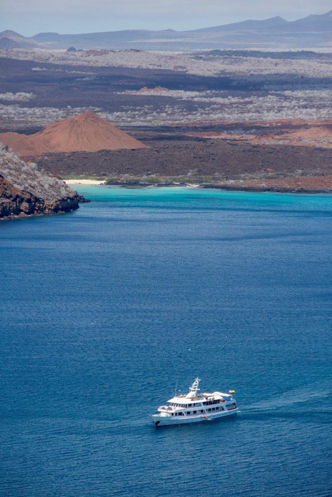 Reizen Galapagos cruisen
