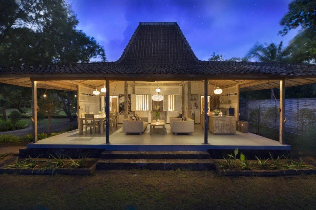 Reizen Gili Eilanden luxe privé villa